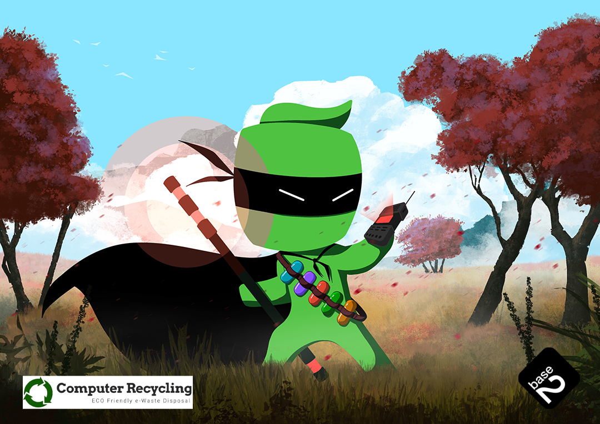 Everyday hero blog image (1080) logo recycle